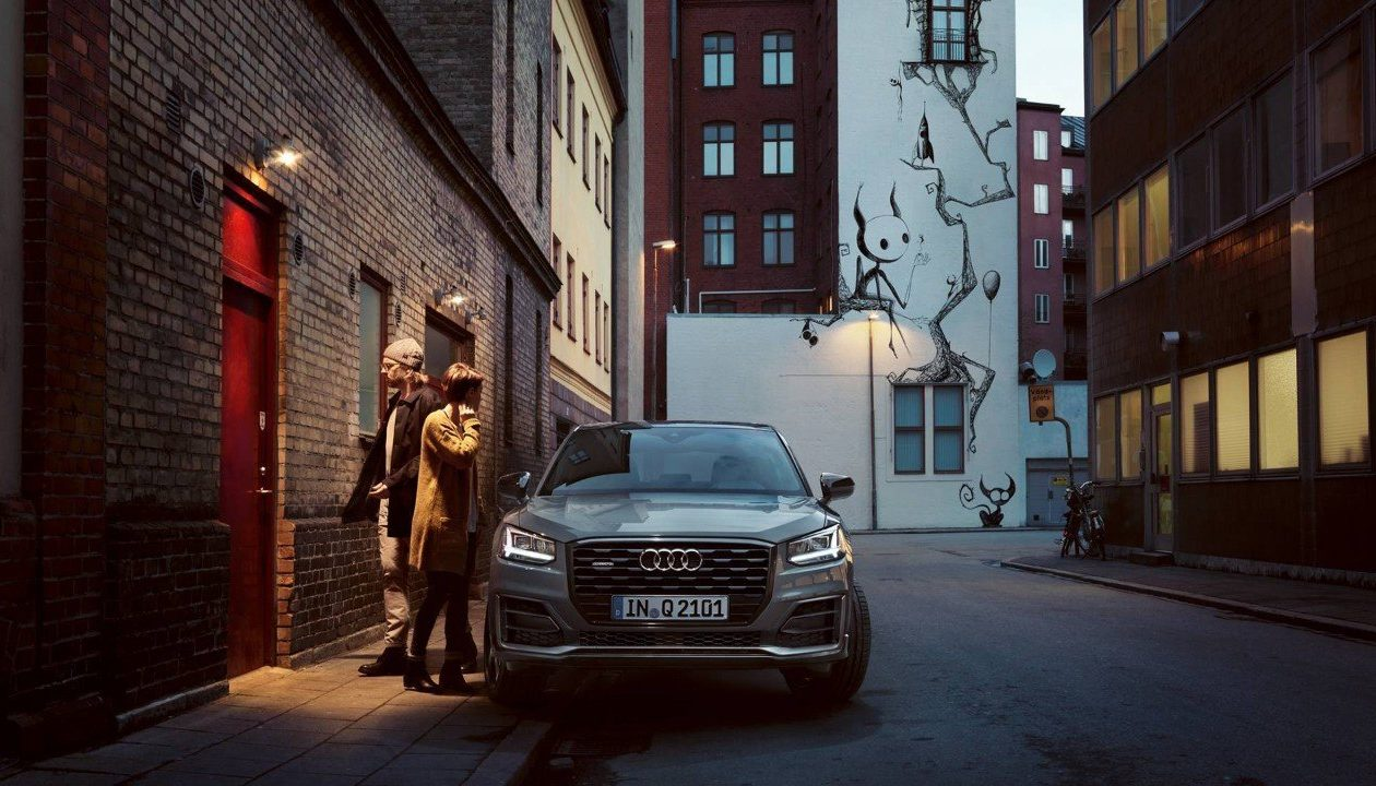 Audi – Influencer, Live Content, Storytelling